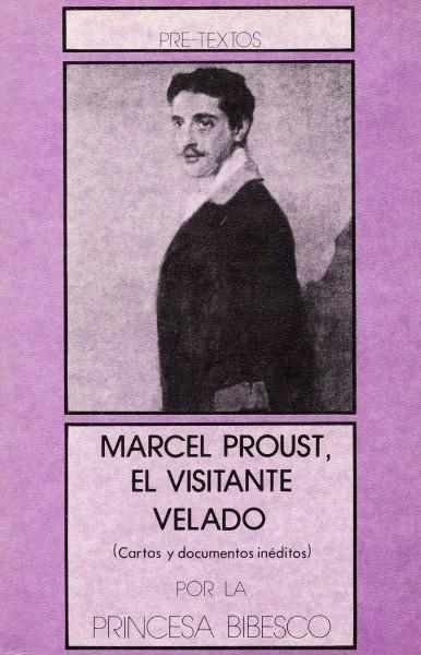 Editorial Pre Textos Marcel Proust El Visitante Velado