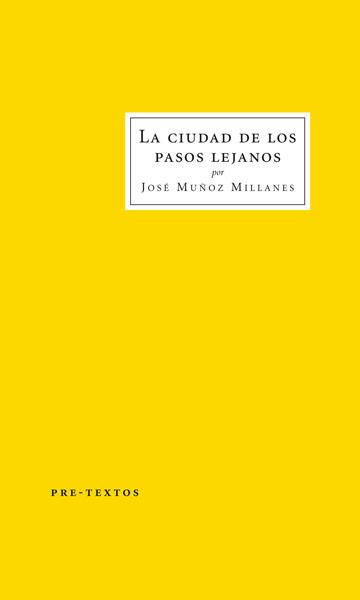 La ciudad de los pasos lejanos de José Muñoz Millanes