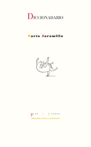 Diccionadario de Darío Jaramillo