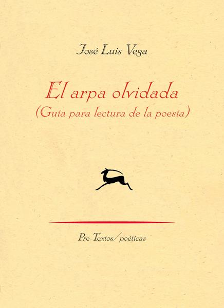 El arpa olvidada de José Luis Vega