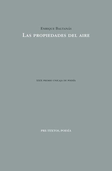 Las propiedades del aire