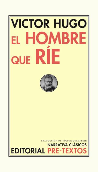 Editorial Pre Textos El Hombre Que Ríe