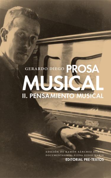 Prosa musical de Gerardo Diego
