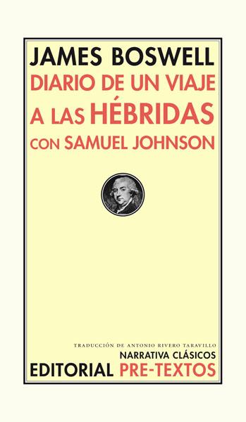Diario de un viaje a las Hébridas con Samuel Johnson de James Boswell