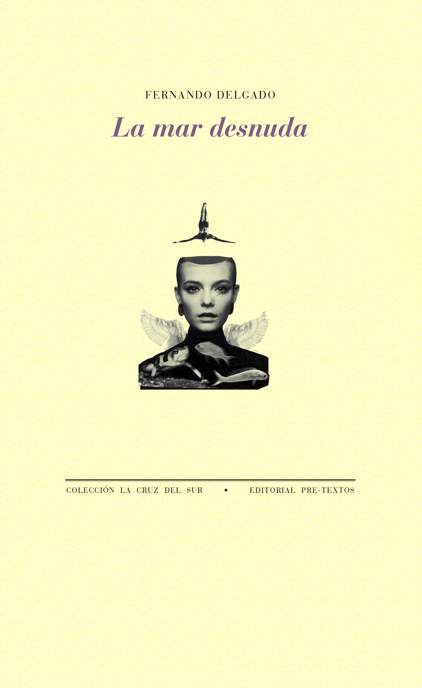 Belen Gimenez Desnuda editorial pre-textos: la mar desnuda